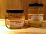 2 pots de Miel au safran